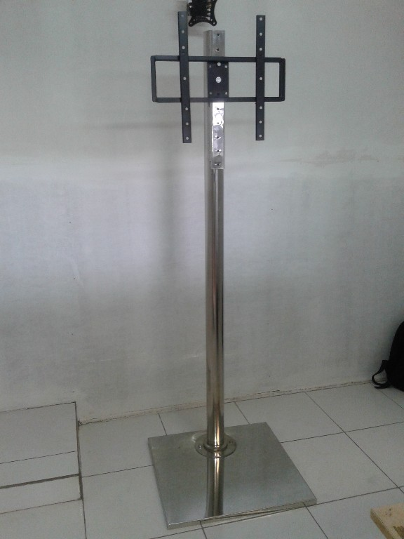 Floor stand stainless