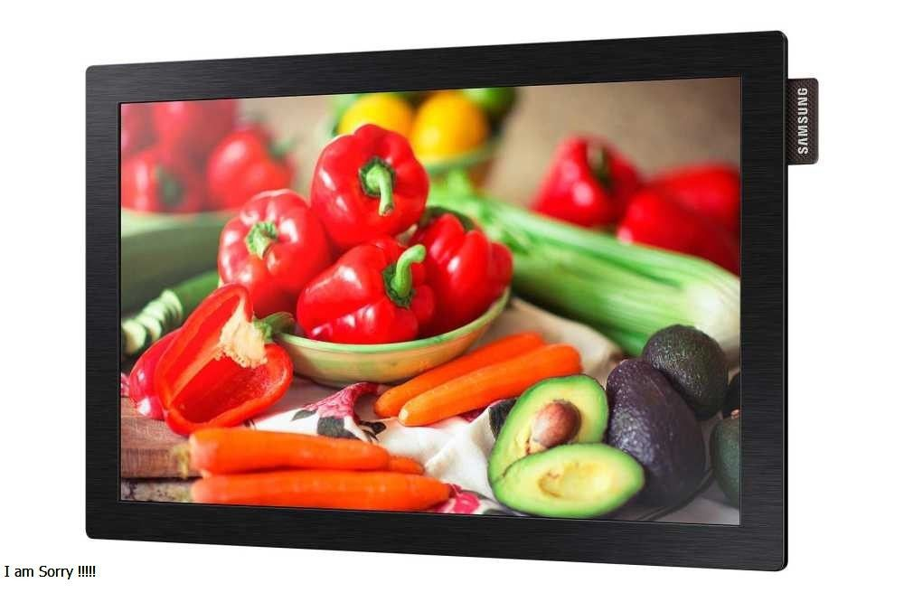 "SAMSUNG DIGITAL SIGNAGE 10"" DB10D (DISPLAY WITH SOC)"